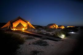 Sal Salis Luxury Eco Camp