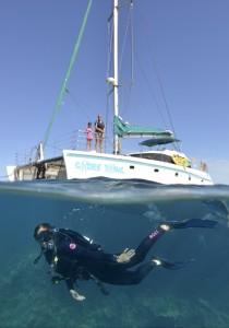 Ningaloo Liveaboard Diving