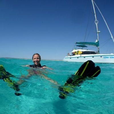 Sail Ningaloo Snorkel