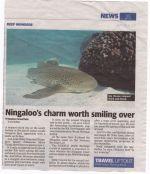 Weekend Australian Ningaloo
