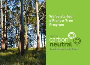 CN Social Media Plant-a-Tree Program