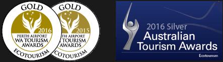 Australian Tourism Awards - 2016 Silver