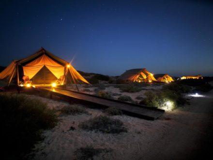 Sal Salis Glamping - luxury camping